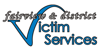 Fairview and district Victim Services Unit Logo